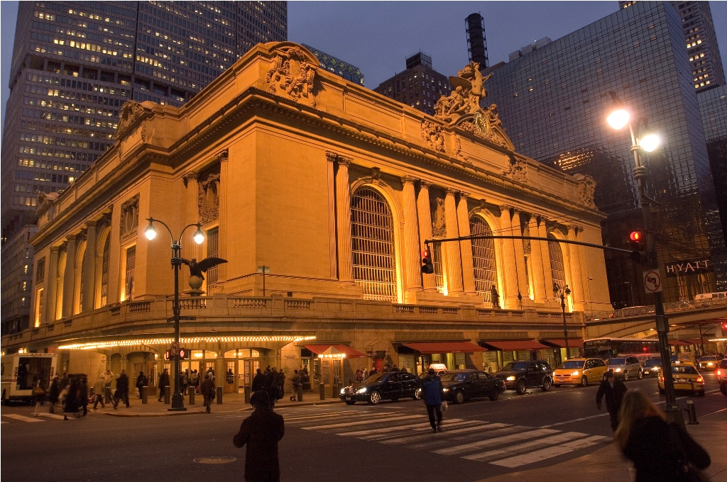 terminal NYC