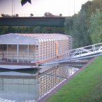 Séjourner dans une maison flottante, une expérience à essayer !
