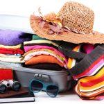 Partir en voyage, comment alléger sa valise?