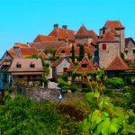 Les plus beaux villages de France en Midi-Pyrénées