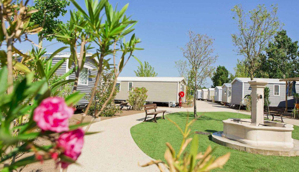 Le succès des campings de luxe