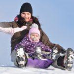 Au ski avec bébé : les précautions à prendre