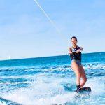 Des activités nautiques aux Bahamas