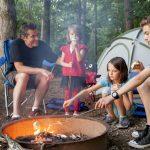 Comment se préparer pour camper avec les petits ?