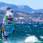 Hyères, dans le Var, la capitale du windsurf
